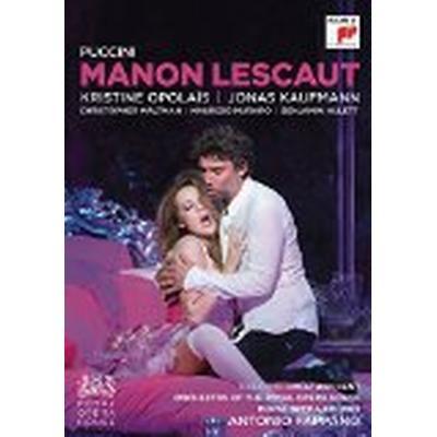 Manon Lescaut: Royal Opera House (Pappano) [DVD] [2015]